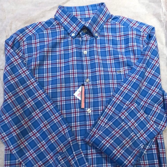 Vineyard Vines Other - Men's flannel shirt